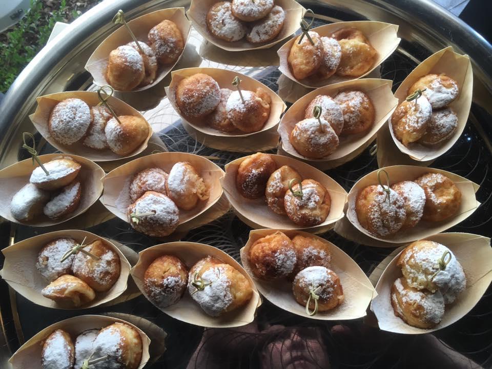 dessert BBQ de Purmer Buffet en Catering