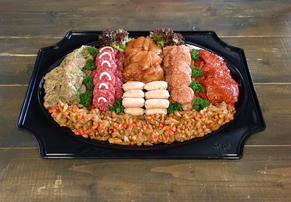 gourmetschotel gourmetten BBQ de Purmer