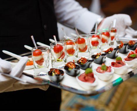 Catering bbq de Purmer Italiaans buffet
