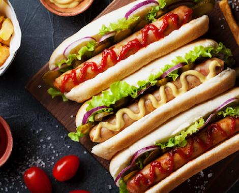 Hotdogs party